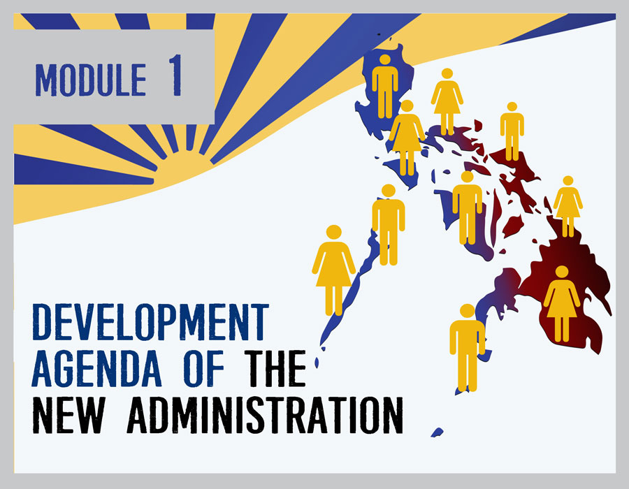 Development Agenda of the Administration